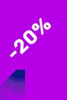 Лента -20%18