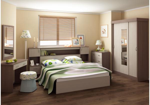 Спальный гарнитур Бася – фото 7