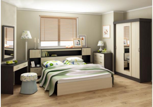 Спальный гарнитур Бася – фото 1